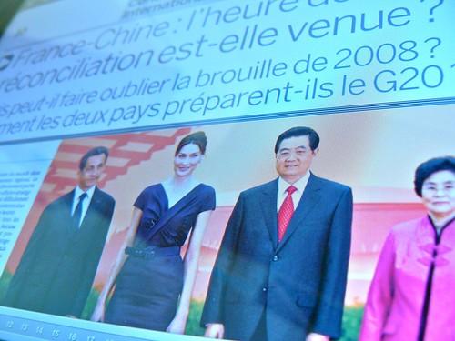 Le Monde 5 nov 2010