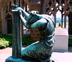 The Mothering Statue