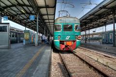 almost ready / stazione ferroviaria di bologna...