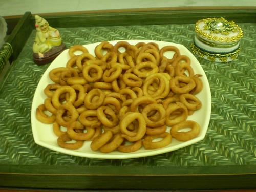 Srijayanthi( Krishna jayanthi or Janmashtami or Gokulashtami) and Recipes (3/6)