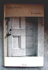 James Purdy, Il nipote; Einaudi 1963