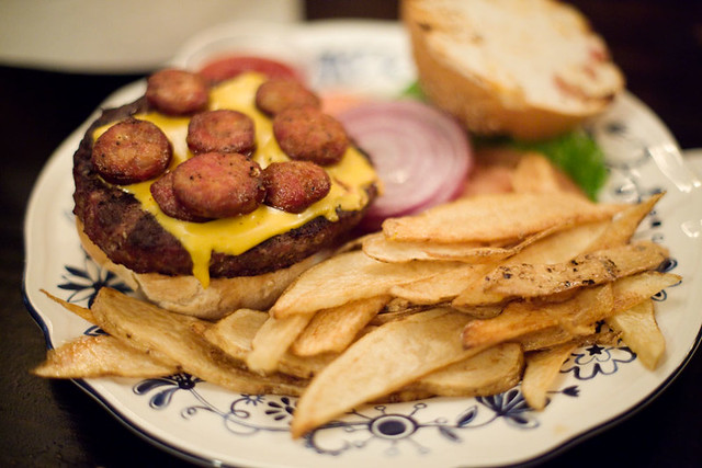 Draft Barn Burger