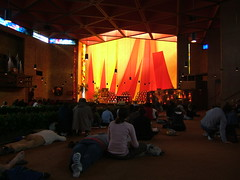 The Church at Taizé by RTPeat, on Flickr