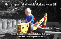 Tell your MP you support the Flexible Working Hours Bill