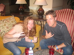 Rhea and Matt - SES San Jose 2007