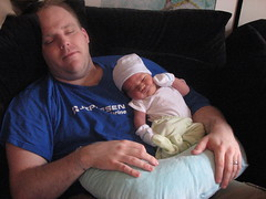 Jack and daddy
