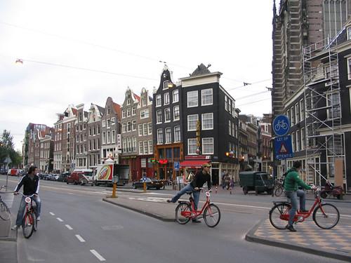 Tourists and their Mac bikes