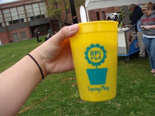 RPI - Spring Fling Root Beer Floats