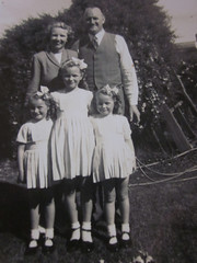 Whitfield family at Marrickville