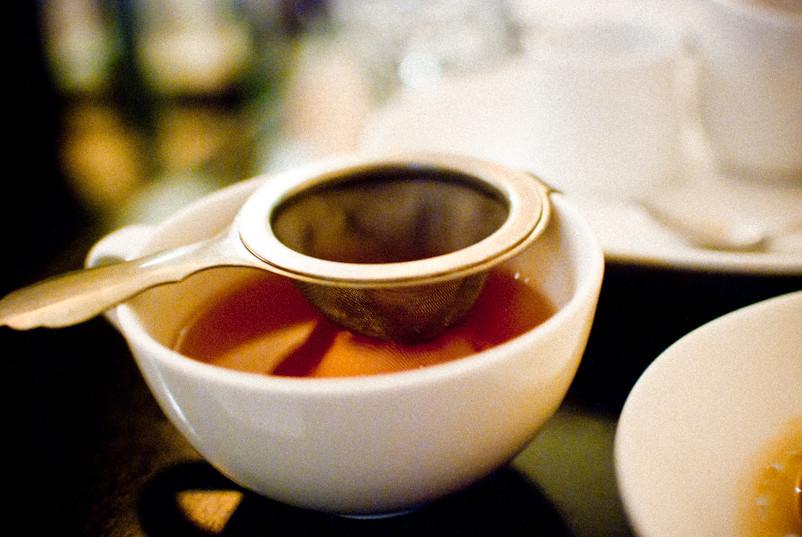 tea in hong kong