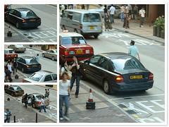 Private Car Traffic Violators
