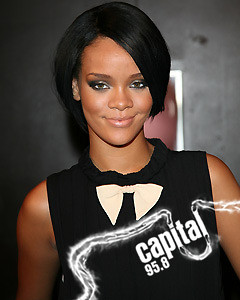 Capital 95.8 - Exclusive Live Gig Photos with Rihanna by Capital Radio.