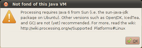 OpenJDK-Processing