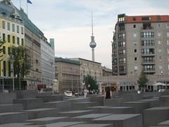 Holocaust Memorial (exterior)