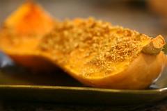 Pepita-Crusted Butternut Squash