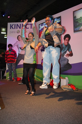 EGS 2010: Kinect