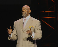 Chris Gardner, the inspiration for the film &q...