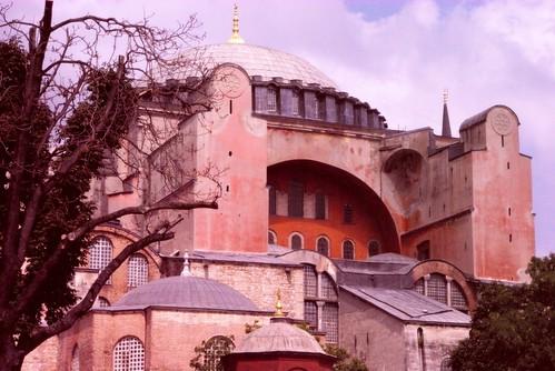 haghia sophia sultanahmet istanbul