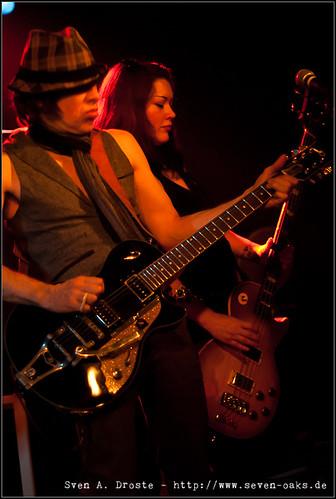 Steven Medina Hufsteter & Caroline Rippy / Tito & Tarantula