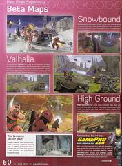 Halo 3 Beta Maps