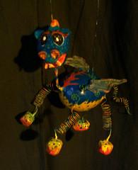 dragón bebe