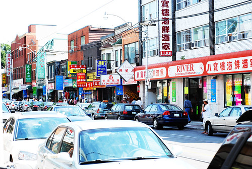 East Chinatown