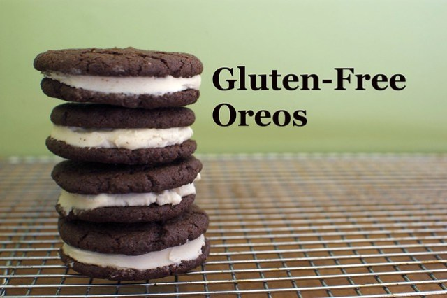 gluten-free Oreos - Gluten Free Girl and the Chef