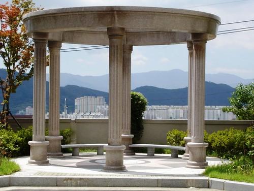Griechischer Tempel in Gimhae