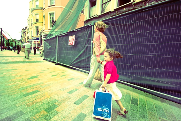 Gone shopping at Adams Kids