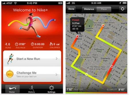 Nike+ ahora con GPS para el iPhone