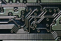 Control Board of 500meg HD