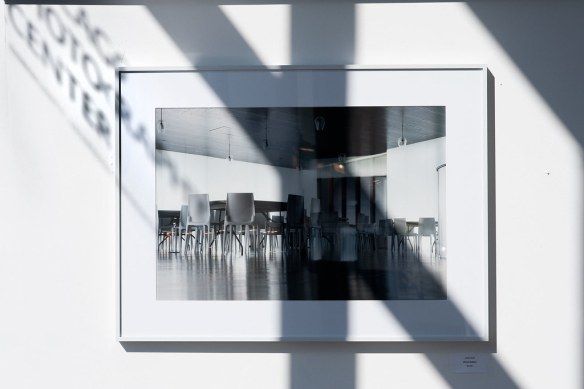 One of my photos at the Chicago Photography Center