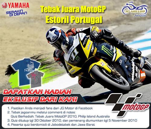 JG Motor - Quiz MotoGP Estoril Portugal