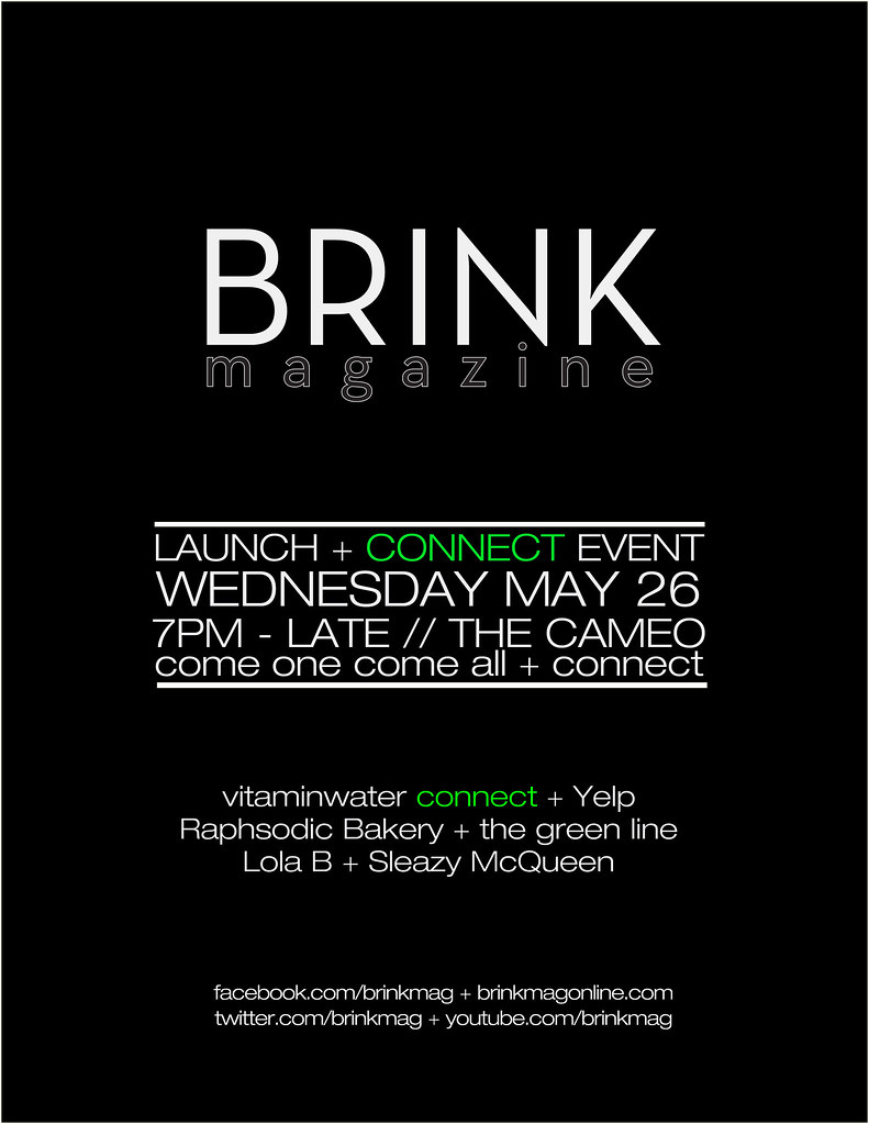 Brink Magazine Launch Event