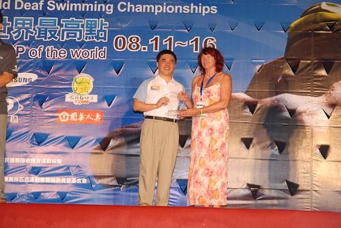 2007聽障游泳錦標賽-閉幕典禮-奧地利