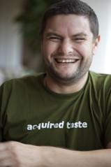 Barak Kassar's fun T-shirt