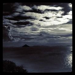 Midnight Ocean View