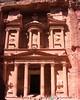 "JORDANIEN - PETRA, ""Treasury"" (Al Khazneh) at Petra by roba66"