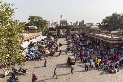 Jodhpur Markt