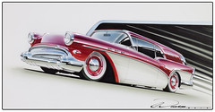 57 Buick Delivery Wagon Custom