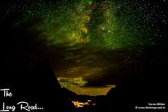 Celestial activity on Himalayas