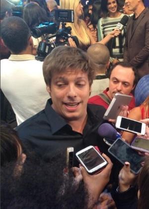 """""""Quero o lugar do Pica-Pau"""", brinca Fábio Porchat sobre programa na Record"""