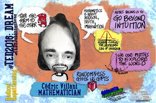 02 TED2016 -- Cedric Villani -- Radical Repatterning