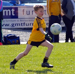 018 Loughmacrory at U8 Football Blitz Apr2016