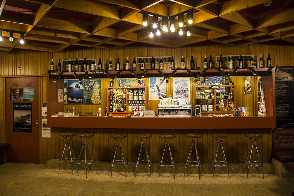 Fondation Gianadda - Bar