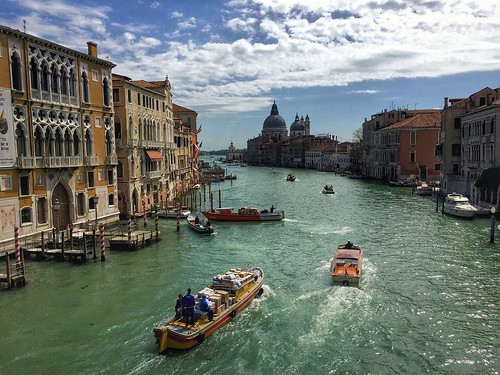 Today is all about...our final full day in Venice