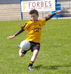 100 Loughmacrory at U8 Football Blitz Apr2016