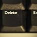 Delete end