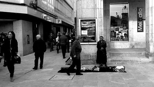 Escenas urbanas - de José Luís Diz