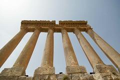 columns at Baalbeck